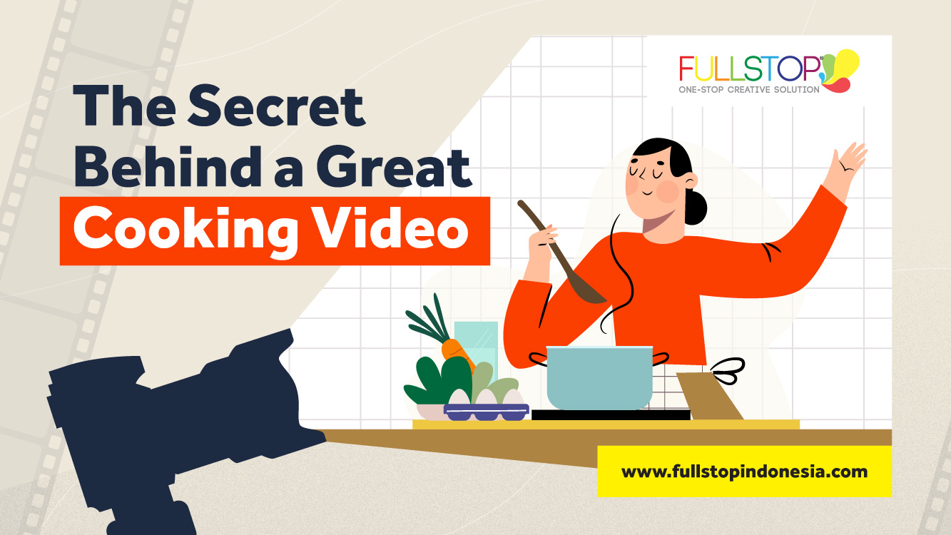 Tips For Shooting Your Cooking Video