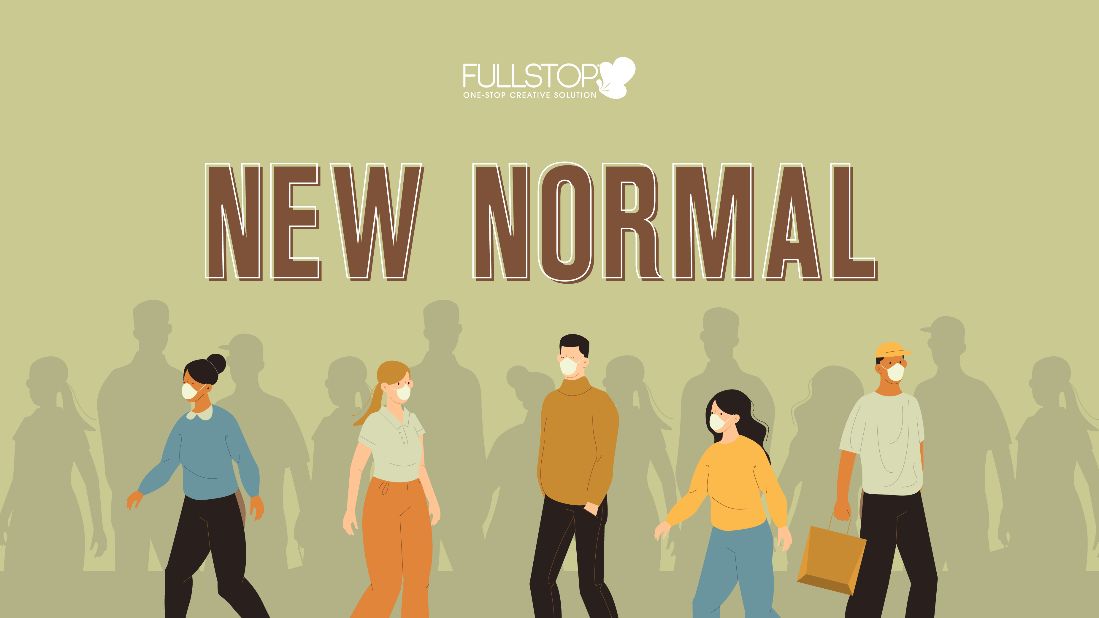 Welcoming the New Normal
