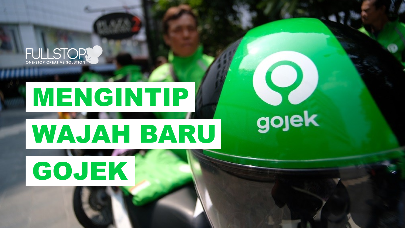 GOJEK Ganti Logo, What Do You Think?