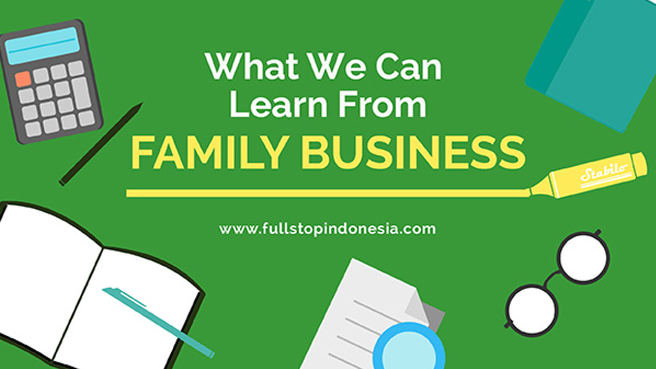 What We Can Learn from Family Business