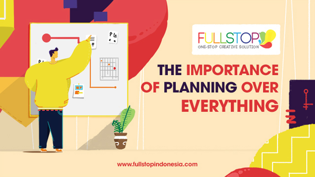 The Importance of Planning over Everything