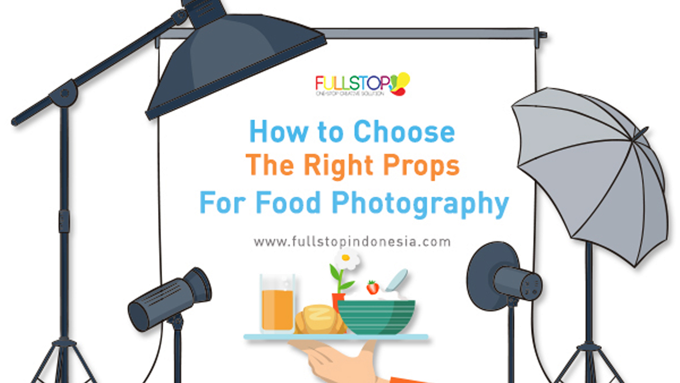 Choosing the Right Props for Food Photography