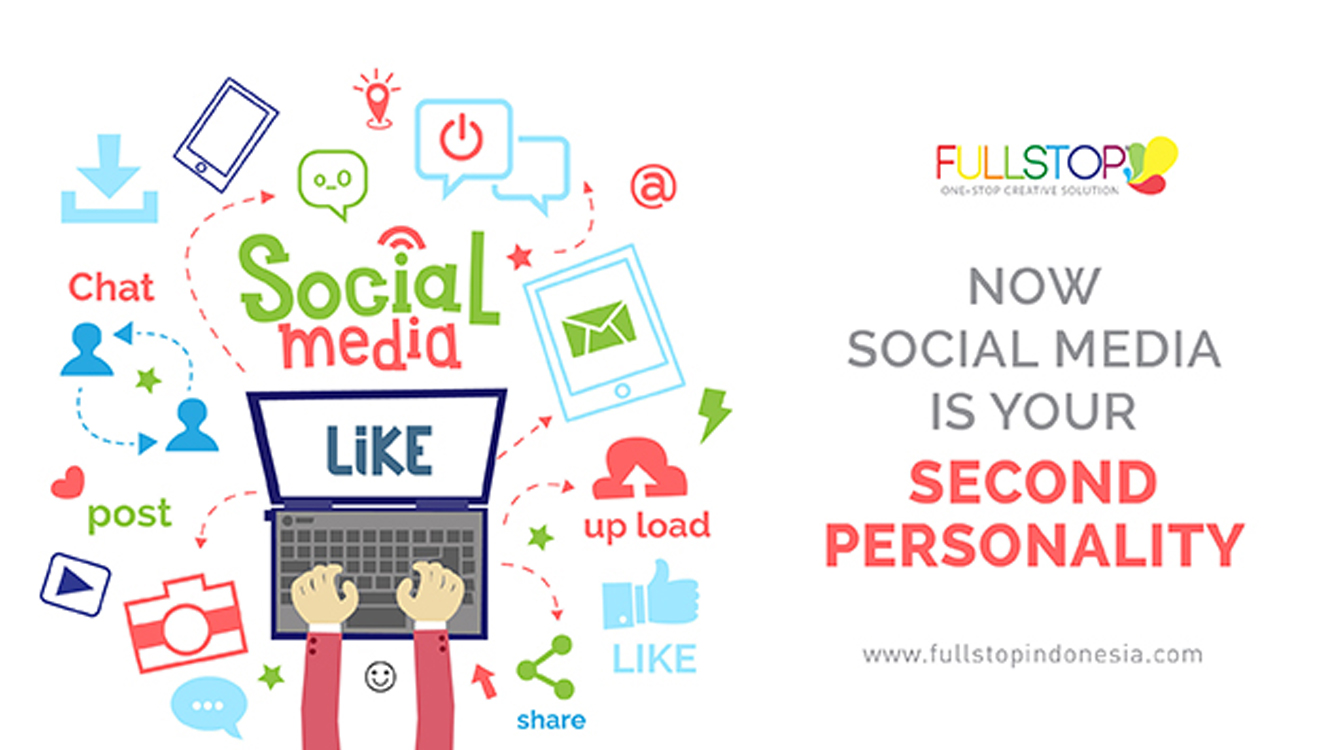 Social Media is Your Second Personality