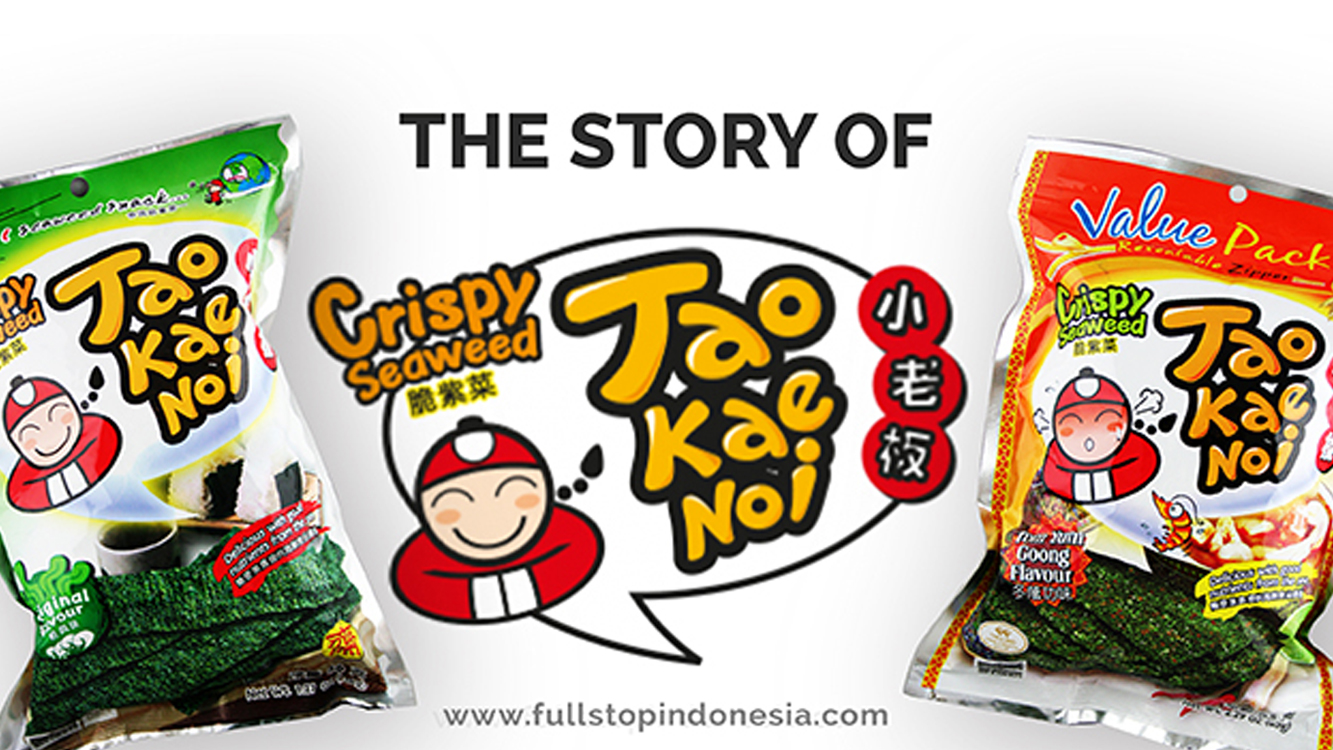The Story Behind Brand 'Tao Kae Noi'