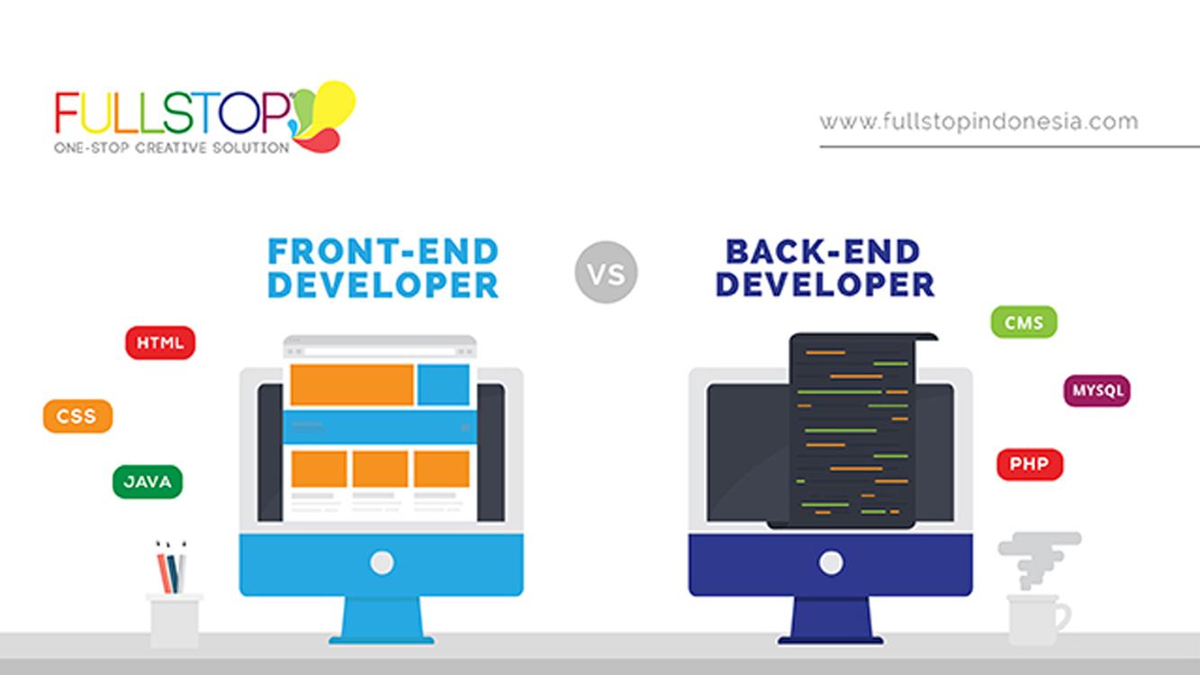 Front-End Developer vs. Back-End Developer