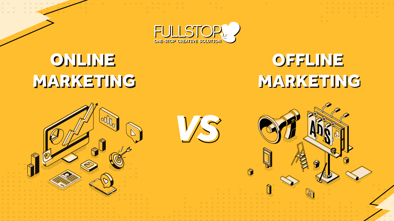 Online Marketing vs. Offline Marketing