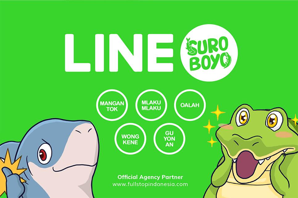 Line Suroboyo